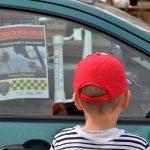 Rynek w Kartuzach: samochód pułapka ostrzeżeniem! [ZDJĘCIA]