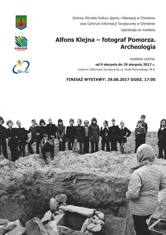 Alfons Klejna: wystawa prac w Centrum Informacji Turystycznej w Chmielnie