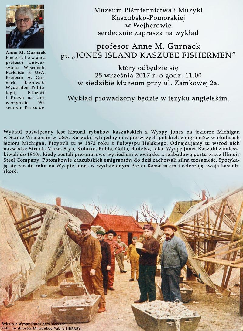 Muzeum w Wejherowie zaprasza na wykład o Kaszubach w USA