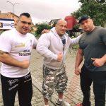 Strongman Maciej Hirsz sezon zakończył zwycięstwem w Sierakowicach [ZDJĘCIA]