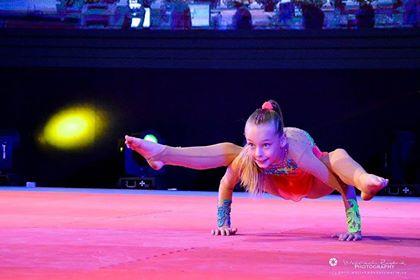 Mistrzostwa Świata Fit- Kid: Milenka z Chwaszczyna zajęła czwarte miejsce [ZDJĘCIA]