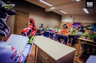 Mistrzostwa Europy Supercross w Gdańsku: na zawodników czeka Superszkoła [WIDEO]