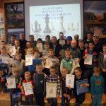 XVI Mistrzostwa Powiatu Kartuskiego w Szachach [ZDJĘCIA]