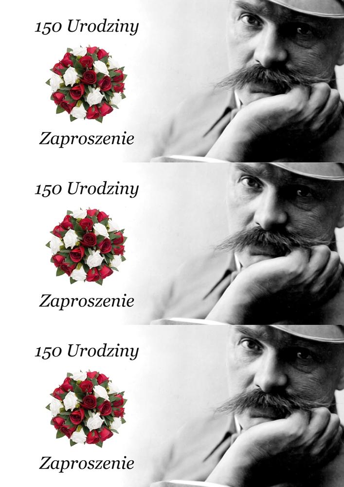 150. urodziny Marszałka: msza we wtorek, 5 grudnia