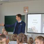 Spotkania z Jakubem Skworzem, pisarzem książek dla dzieci i młodzieży