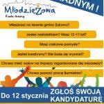 Trwa nabór kandydatów do Młodzieżowej Rady Gminy Żukowo