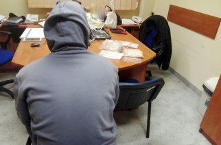 25-latek z gminy Żukowo złapany z narkotykami