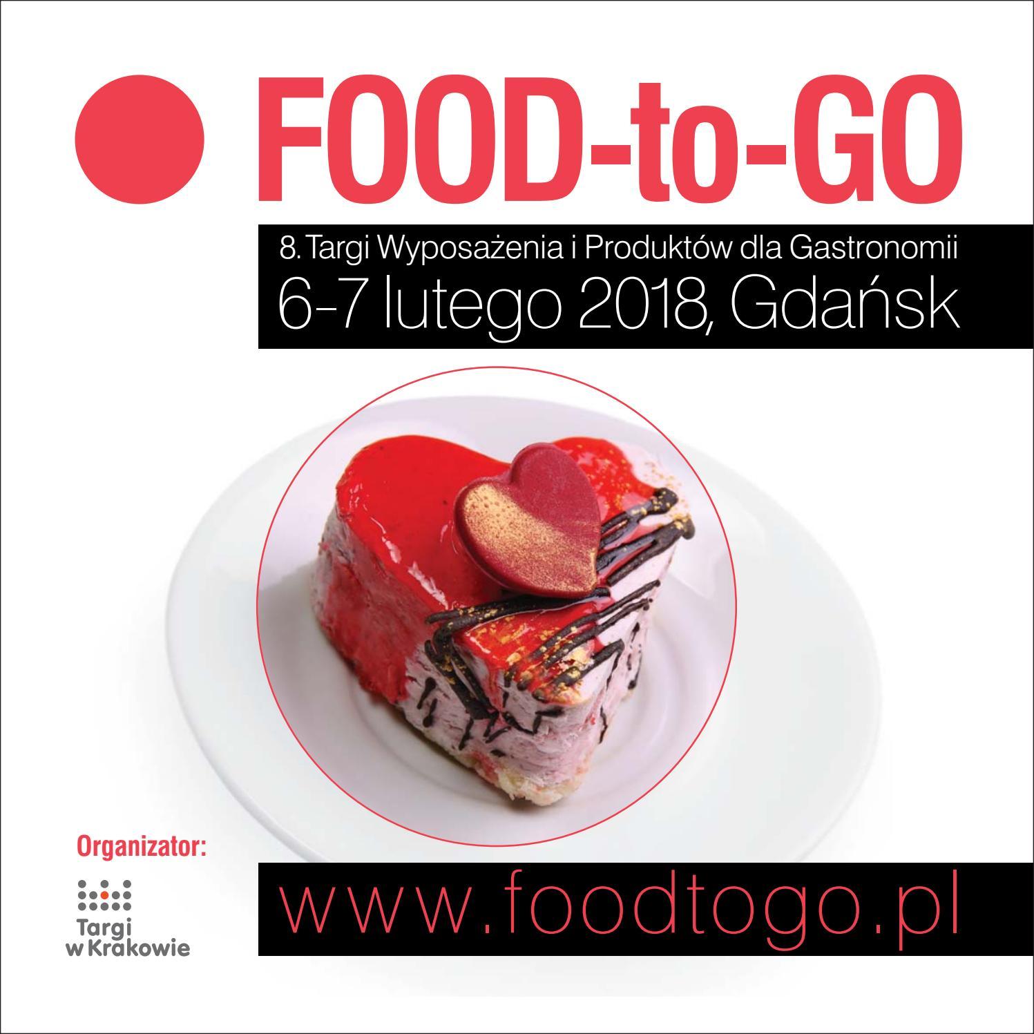 8. Targi FOOD-to-GO w Gdańsku