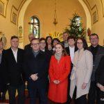 Muzyczna opowieść o Bożym Narodzeniu w kościele w Czeczewie