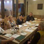 Rada Organizacji Pozarządowych Powiatu Kartuskiego o zbliżającym się festiwalu i projekcie dla uczniów