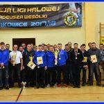 Sierakowicka Liga Halowa – We-Met Team na najwyższym miejscu podium