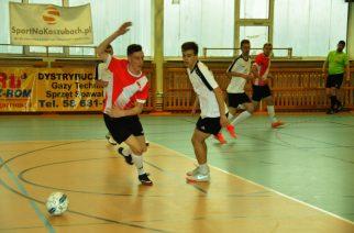 Za nami 10. kolejka Kartuskiej Halowej Ligi Piłki Nożnej – pełna emocji!