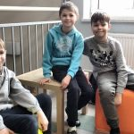 Strefa Relaksu w Szkole Podstawowej w Chwaszczynie