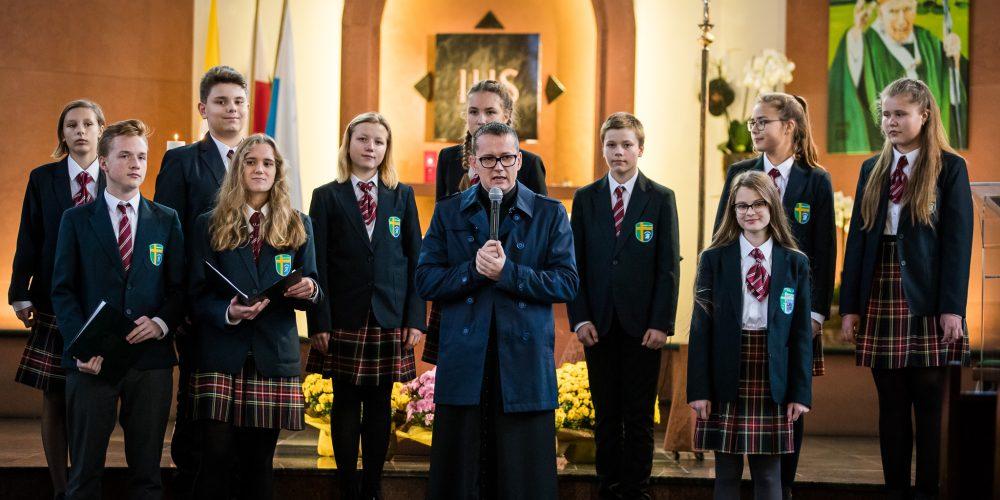 fot. Szkoła Katolicka im. św. Jana Pawła II