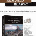 Spotkanie autorskie z Romualdem Bławatem w kartuskim muzeum