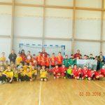 Słupskie Byki wygrywają Turniej Halówki w Somoninie