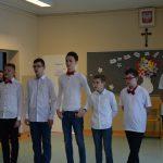 Uczniowie z Czeczewa uczcili Dzień Kobiet