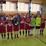 Piłkarki z GKS Żukowo na drugim miejscu w turnieju halówki
