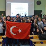 Uczniowie Klasztornej przełamują bariery międzynarodowe