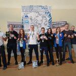 Mistrzostwa Polski w Kickboxingu – Polska Flota Rebelia z tytułem Najlepszą Drużyną