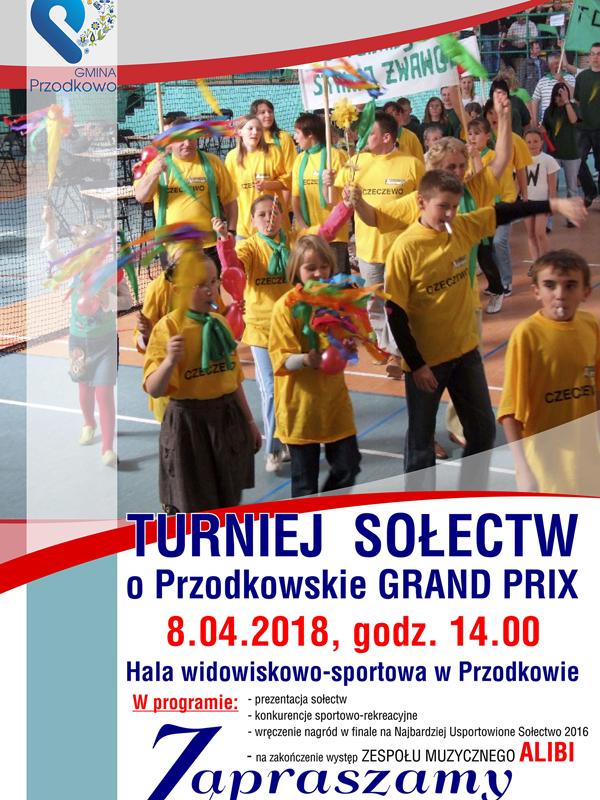 Turniej Sołectw o Przodkowskie Grand Prix