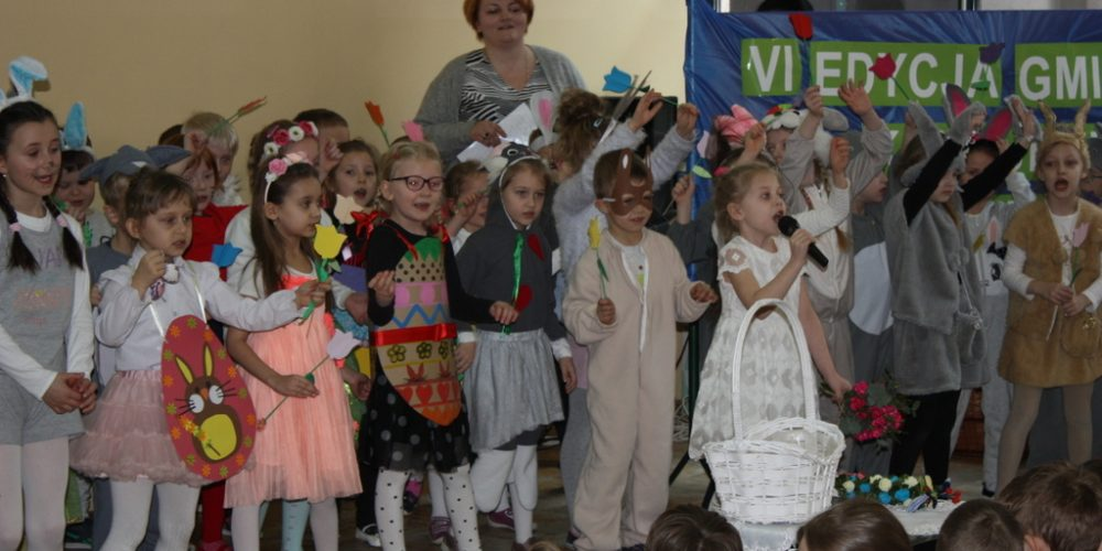Charytatywny konkurs ozdób wielkanocnych w Przodkowie