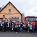 Młodzi mieszkańcy gminy Chmielno wykazali się swoją wiedzą pożarniczą