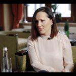 """Barbara Myszk-Herrmann, Prezeska KGW w Chwaszczynie – """"Na Dywaniku"""" [28.03.2018]"""