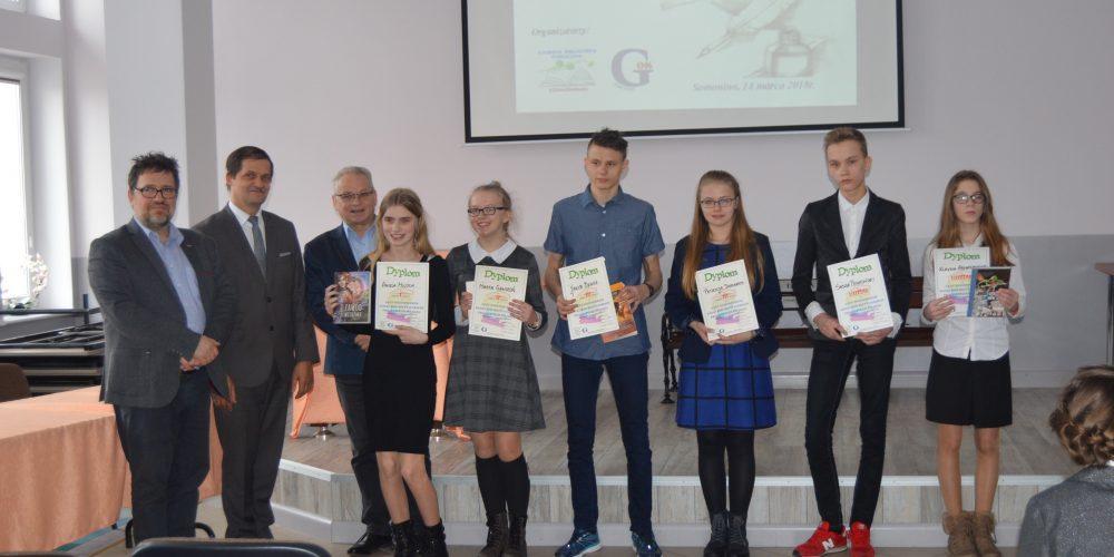 Za nami gminne eliminacje konkursu prozy i poezji polskiej w Somoninie