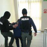Podejrzany o napad na bank zatrzymany!