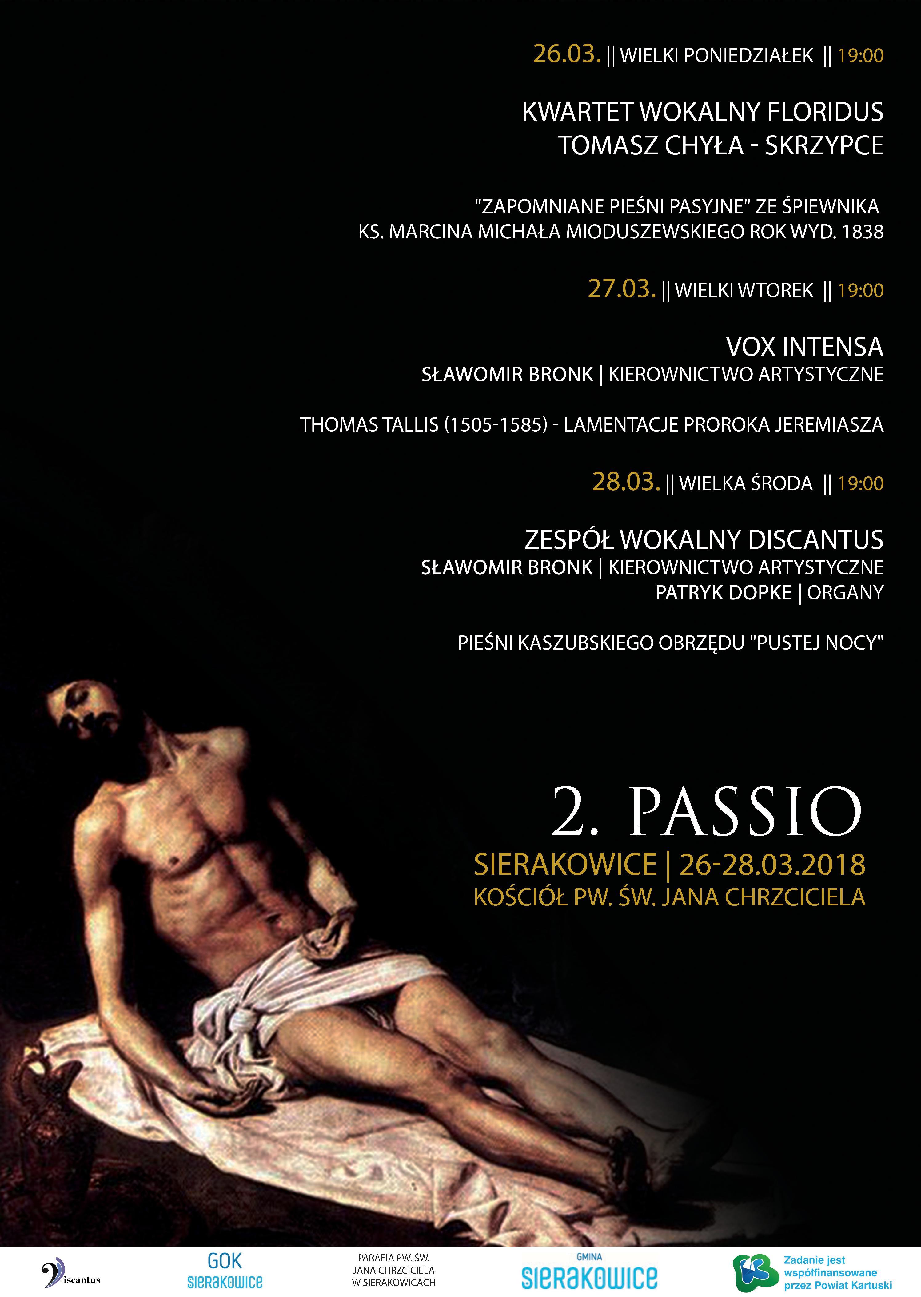 Koncert 2. Passio