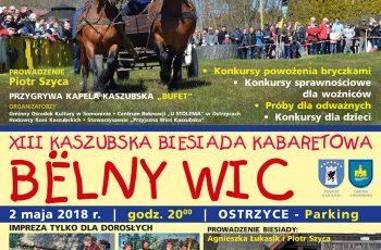 Majowy weekend w Ostrzycach