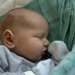 Przyszli na świat… Dzieci urodzone w kartuskim szpitalu [2018.04.13]