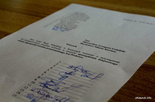 Uda się raz na zawsze rozwiązać sprawę fermy drobiu w Prokowie?