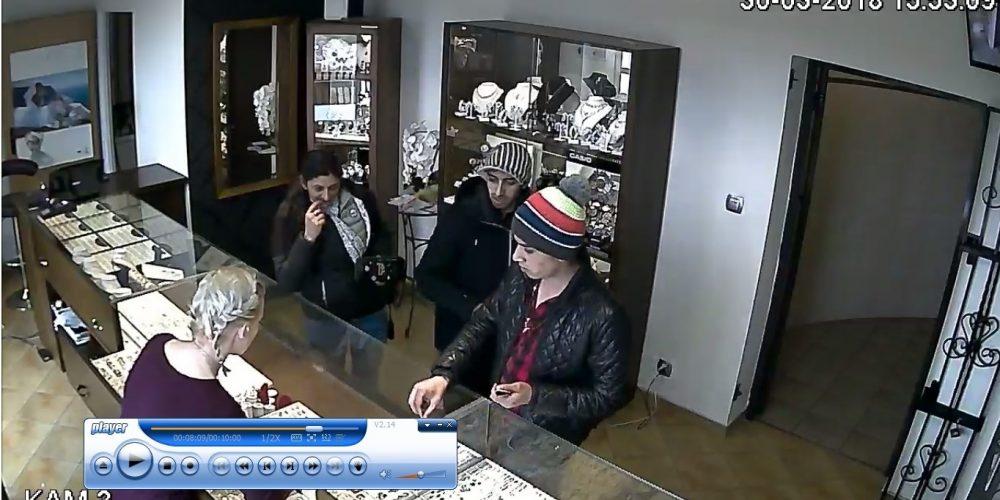 Policja szuka sprawców kradzieży z Sierakowic