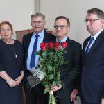 Andrzej Wyrzykowski z dwudziestym absolutorium!