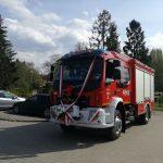 Jednostka OSP w Leźnie świętowała 65-lecie