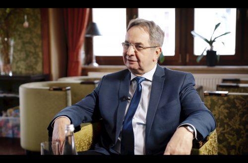 """TV z Kaszub: """"Na dywaniku"""" Stanisław Lamczyk"""