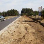 Rozpoczęto budowę ścieżki rowerowej na trasie Chróstowo – Borucino