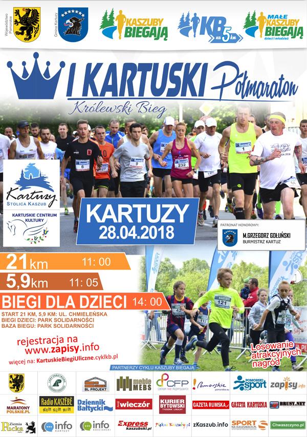I Kartuski Półmaraton