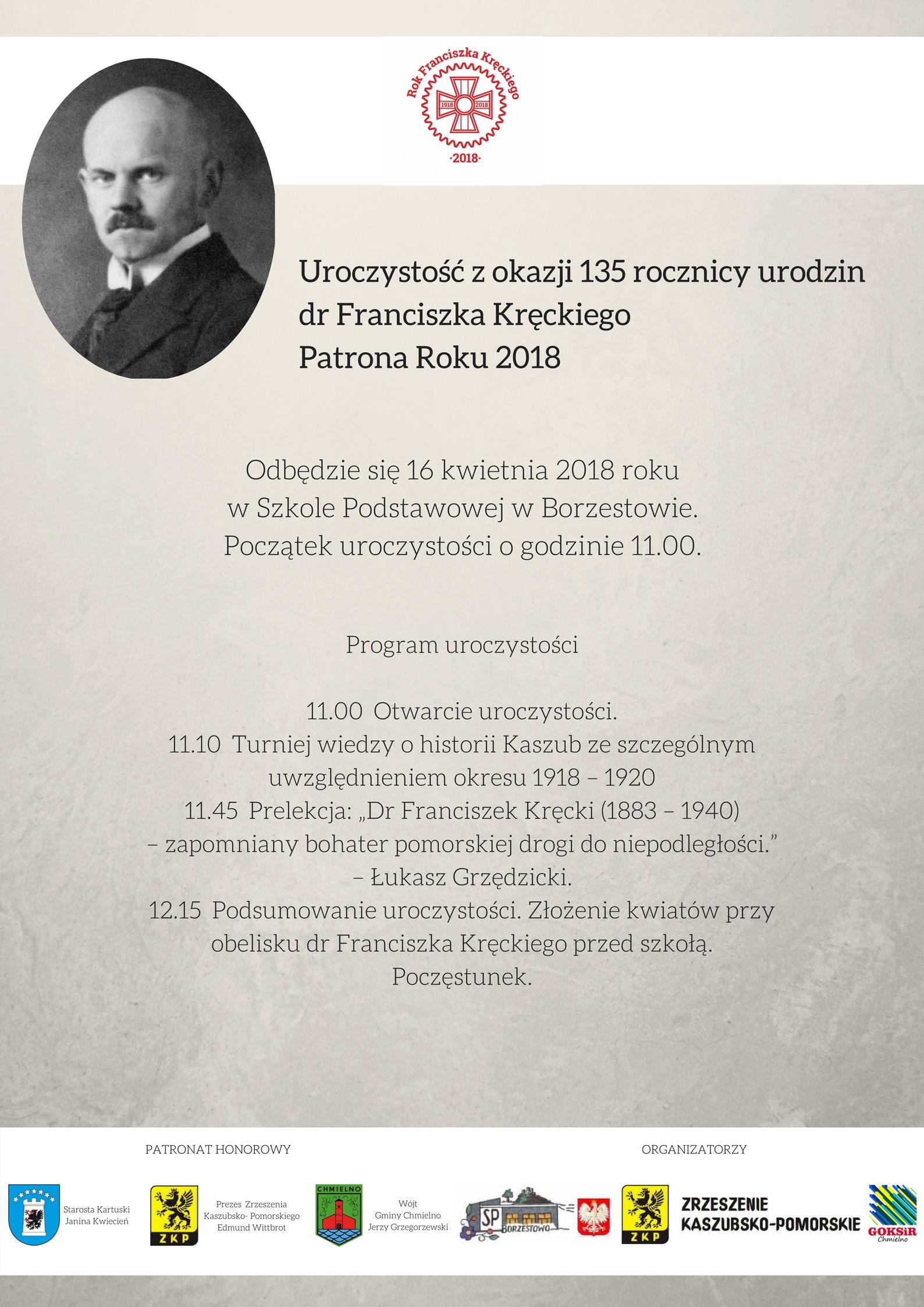 Obchody Roku Franciszka Kręckiego