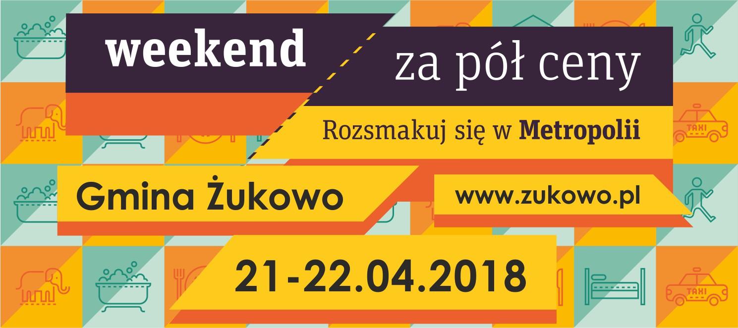 """Weekend Za Pół Ceny: """"Weekend Za Pół Ceny"""" Już 21 I 22 Kwietnia!"""