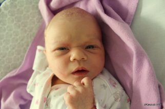 Przyszli na świat… Dzieci urodzone w kartuskim szpitalu [2018.05.04]
