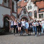 Niemiecka przygoda uczniów ZSP w Sierakowicach