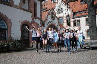 Praktyki zagraniczne dla uczniów ZSP w Sierakowicach były okazją by lepiej poznać kulturę Niemiec fot. ZSP Sierakowice