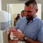 Przyszli na świat… Dzieci urodzone w kartuskim szpitalu [2018.05.23]
