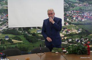 To już dwudzieste ósme absolutorium Wójta Tadeusza Kobieli zostało uchwalone jednogłośnie fot. Elżbieta Lejk /zKaszub.info