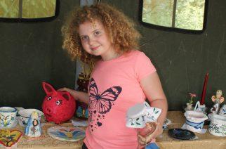 W Klukowej Hucie rozstrzygnięto powiatowy konkurs na ceramikę kaszubską