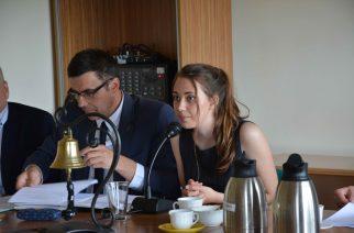 Natalia Bochan została Przewodniczącą I Młodzieżowej Rady Gminy Żukowo fot. UG w Żukowie