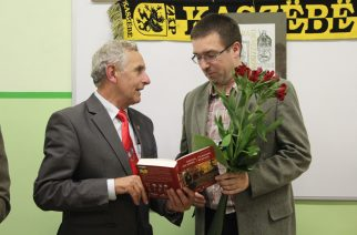 Prelegentem na majowym spotkaniu Remusowego Kręgu był dr Michał Kargul fot. Piotr Chisstowski / zKaszub.info